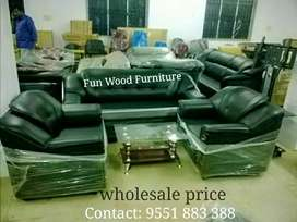 PU Couch - DIRECT MANUFACTURING RATE  - BRAND NEW