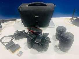 Canon 80 D complete professional vlogging kit