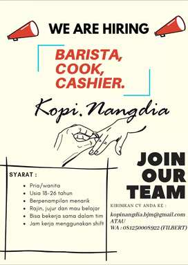 Join Our Team !!!