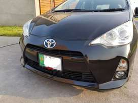 Toyota Aqua 2013 Model,Import 2017, 10/10 condition,