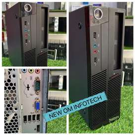 i3 CPU /4GB RAM/500GB HDD/LENOVO BRAND/ WARRANTY ALSO/ CALL NOW