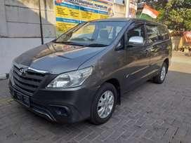 Toyota Innova E Diesel MT 2014