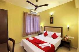 1 bhk fully furnished gated communitty flatt at aluva kottapppuram