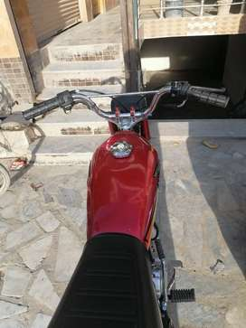 Selling new Condition United 125