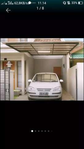 Canopy rumah sc#1551