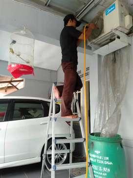 Service AC air conditioner