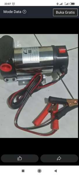 pompa minyak dc 12v
