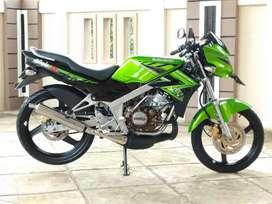 Kawasaki Ninja R 2015 pajak hidup full gress