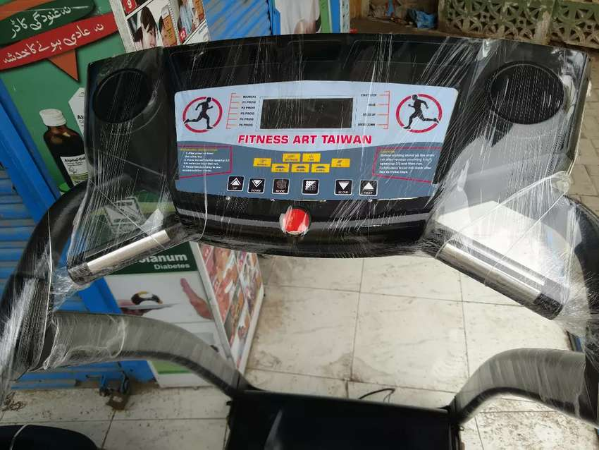 New box pack condition treadmil Taiwan available wholesal 0