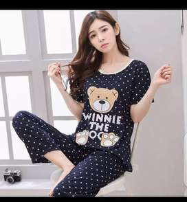 Night suit for women (Good Quality)