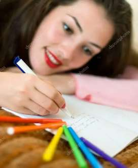 Fully trusted writing work