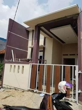 Jual rumah minimalis murah siap huni CASH & KPR
