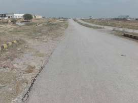 Plot Form Sized 8 Kanal Is Available For Sale In Chakri Road