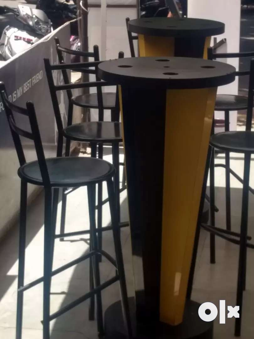 High chairs - steel 0