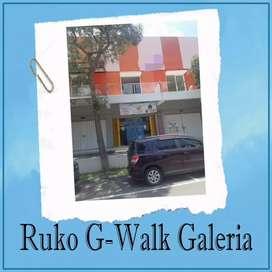 Ruko G-walk Citraland Pusat Makanan + Perkantoran