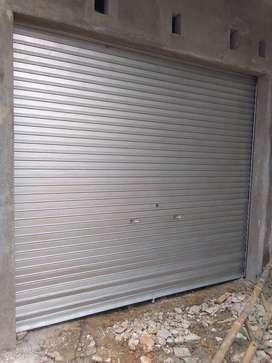 service pintu garasi rolling door folding gate henderson di bandung