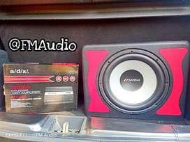 Paket Audio Mobil Malang [FM Audio]