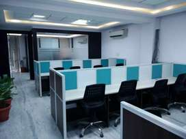 30 workstations 3 cabin conference reception etc 4 rent in sec 63