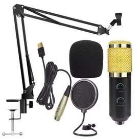 Paket Lengkap Mic BM 900 Echo