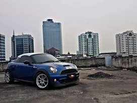 Mini Cooper Coupe 1.6 S Turbo 2012 • 2seaters • Harman Kardon • Record