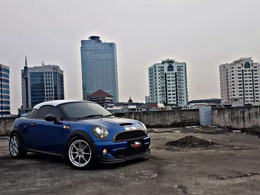 Mini Cooper Coupe 1.6 S Turbo 2012 • 2seaters • Harman Kardon • Record 0