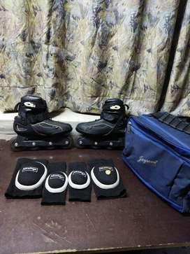 OXELO adult inline skates
