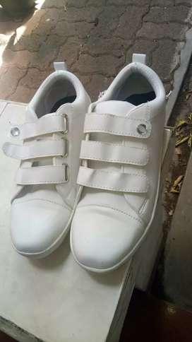 Vanilla White shoes