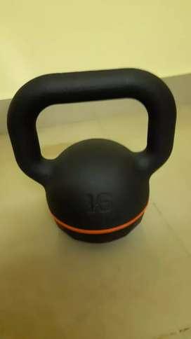 16kg Decathlon Kettle bell