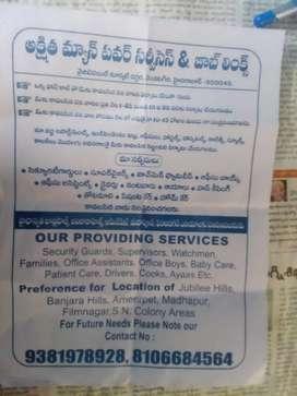 Akshitha Man Power Providers &Job Links