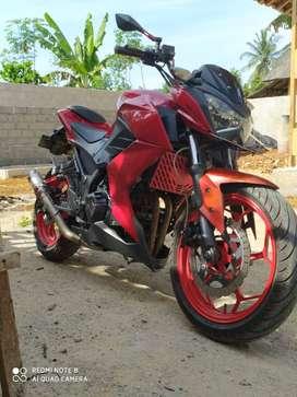 Ninja 250 cc, 2 silinder