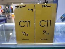 Realme C11 new Garansi Resmi