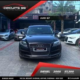 Audi Q7 3.0 TDI quattro, 2008, Diesel
