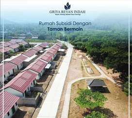 Over Rumah Subsidi