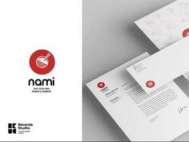Jasa Desain Logo Grafis Kemasan Brosur Design 104851