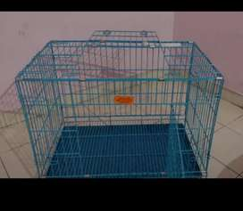 cat and dog cage in very gud condition