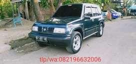 di jual cepat mobil suzuki escudo nomade tahun 1997 harga 50 juta nego