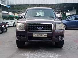 Ford Endeavour 2003-2013 4x4 XLT, 2007, Diesel