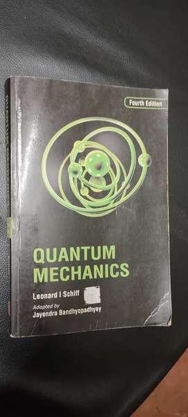 Quantum Mechanics by Leonard I Schiff