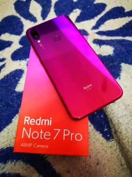 Mi note 7 Pro 4gb