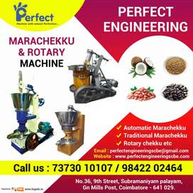 Automatic Marachekku Wood Cold Press Oil Machine Lakdi Ghani Rotary