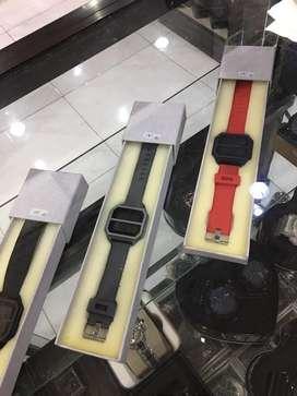 Jam addidas ready banyak digital fullset keren sporty