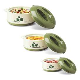 New Milton orchid Casseroles combo-3 piece -great offers