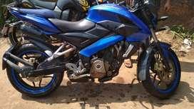 Bajaj Ns 200 in Good Condition $Urgent Sale$