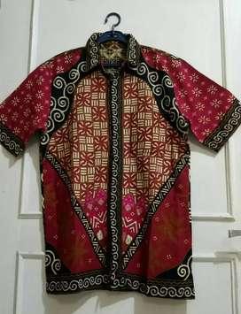 Jual murah kemeja batik pria
