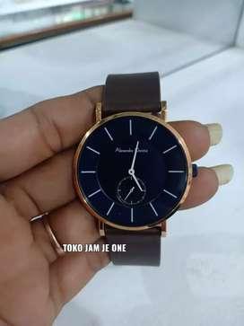 Alexandre Christie AC8484 Rose Gold Blue