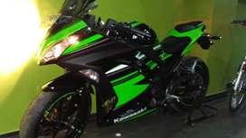 Kawasaki ninja 250 fi masih mulus jarang dipakai