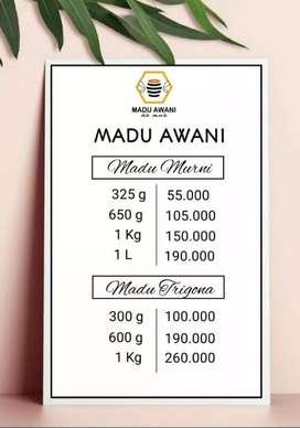 Madu Awani Madu Murni