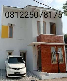 Rumah 2 lantai di Cibinong dekat Sentul