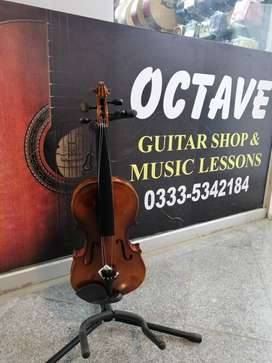 High Quality Wooden Violin at Octave Guitar Shop
