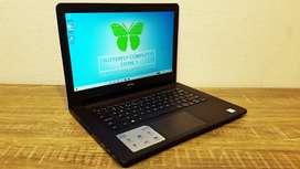 Laptop Desain Grafis Dell Inspiron 14-3467 Core I3-6006U PES 17 Tested